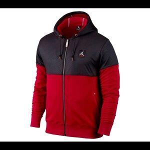 Jordan Flight Future Remix Full Zip Hoodie Jacket